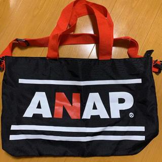 アナップ(ANAP)の☻ANAP 2wayバック(ショルダーバッグ)