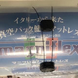 マニフレックス(magniflex)の1 新品 Magniflex メッシュウィング ペールブルー (シングル)(マットレス)