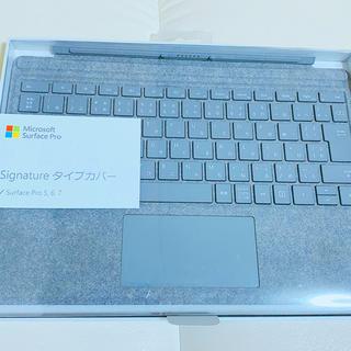 マイクロソフト(Microsoft)のアルカンターラ Microsoft surface pro type cover(PC周辺機器)