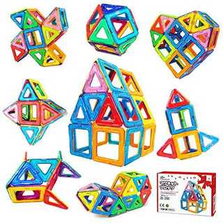 マグネットブロック 42pcs 磁気おもちゃ マグネット 日本語バッケージ