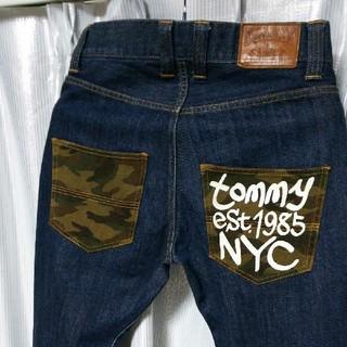 TOMMY HILFIGER - TOMMYHILFIGER トミーヒルフィガー ジーンズSだけど31インチ位?