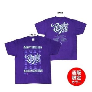 マンウィズアミッション(MAN WITH A MISSION)のMAN WITH A MISSION Remember Tシャツ 限定 新品未開(ミュージシャン)