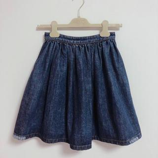 miumiu - miumiu デニムスカート