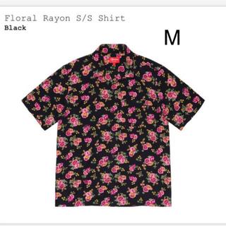 Supreme - Floral Rayon S/S Shirt