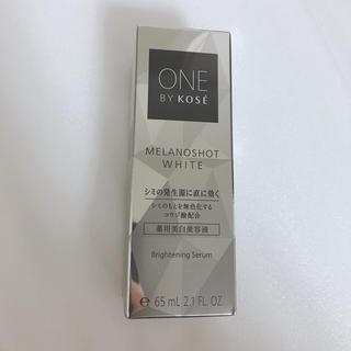 KOSE - ワンバイコーセー メラノショット ホワイト D 薬用美白美容液 付けかえ用