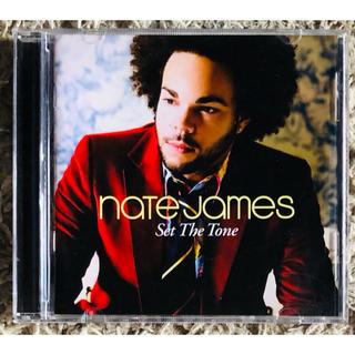 Nate James/Set The Tone/CD(R&B/ソウル)