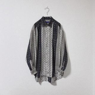 Needles - used pattern shirt