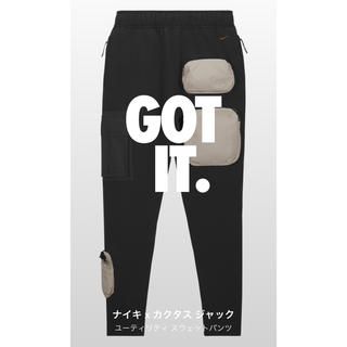 NIKE - NIKE travis scott sweat pants S トラヴィス