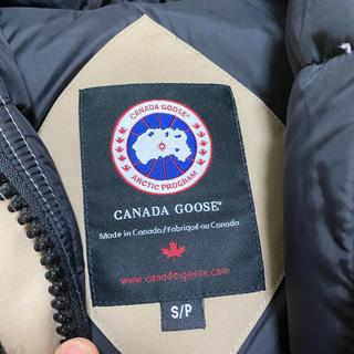 カナダグース(CANADA GOOSE)の確認用(ダウンジャケット)