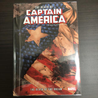 デス・オブ・キャプテン・アメリカ:デス・オブ・ドリーム : MARVEL(アメコミ/海外作品)