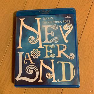 ニュース(NEWS)のNEWS NEVERLAND Blu-ray 通常盤(アイドルグッズ)