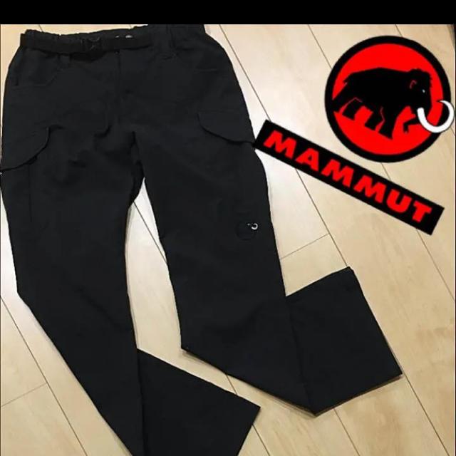 Mammut(マムート)の[mammut]ストレッチ トレッキングパンツ スポーツ/アウトドアのアウトドア(登山用品)の商品写真
