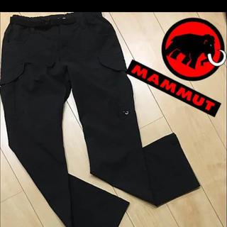 マムート(Mammut)の[mammut]ストレッチ トレッキングパンツ(登山用品)