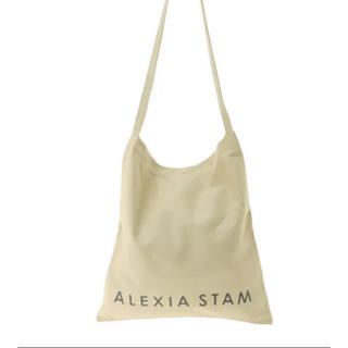 ALEXIA STAM - トートバッグ ノベルティ