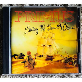 Primus/Sailing The Seas Of Cheese/CD/輸入盤(ポップス/ロック(洋楽))