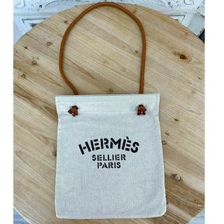 Hermes - エルメス Aline アリーヌ キャンバス トートバッグHermes
