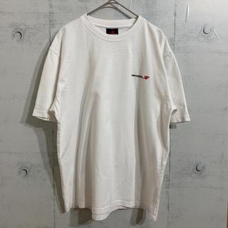 ニューバランス(New Balance)の激かわ ニューバランス 刺繍ロゴ ワンポイント 白(Tシャツ/カットソー(半袖/袖なし))