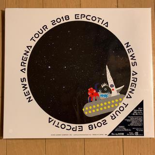 ニュース(NEWS)のNEWS EPCOTIA 初回盤 Blu-ray(アイドルグッズ)