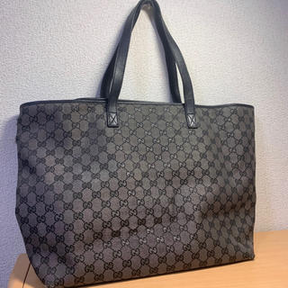 Gucci - ⭐️週末限定価格⭐️GUCCI グッチ トートバッグ GG柄 保存袋付き