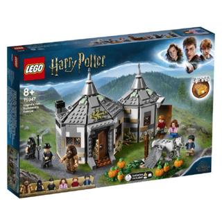 Lego - レゴ ハリーポッター ハグリッドの小屋 バックビークの救出