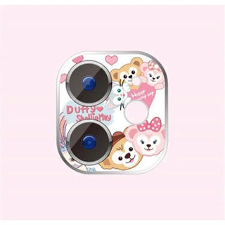 ディズニー(Disney)のダッフィー  iphone11  レンズ保護フィルム ディズニー(保護フィルム)