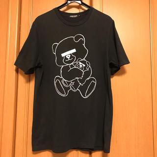アンダーカバー(UNDERCOVER)のUNDER COVER アンダーカバー 目隠し ビッグ ベアー Tシャツ L(Tシャツ/カットソー(半袖/袖なし))