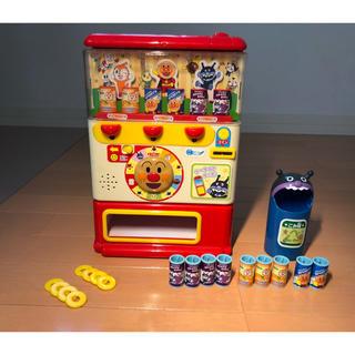 アンパンマン - アンパンマン 自動販売機