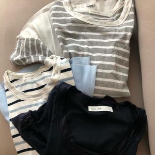 サカイラック(sacai luck)のサカイラック sacai luck Tシャツ3枚セット(Tシャツ(半袖/袖なし))