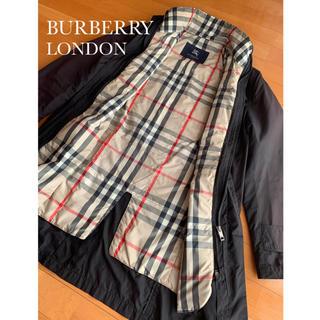 バーバリー(BURBERRY)のバーバリー ロンドン ブルゾン コート ブラック ライナー付き 3way(ブルゾン)
