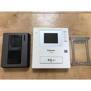 パナソニック(Panasonic)の② Panasonic テレビドアホン VL-SV18K(その他)
