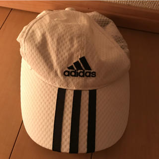 アディダス(adidas)の送料込み^_^アディダスレディース帽子51-54(帽子)