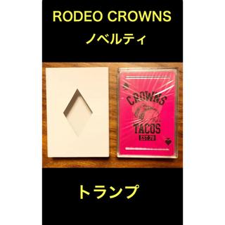 ロデオクラウンズ(RODEO CROWNS)のRODEO CROWNS トランプ(その他)