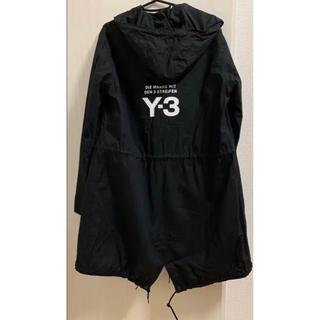 ワイスリー(Y-3)のy-3 ヨウジヤマモト adidas モッズコート M(モッズコート)