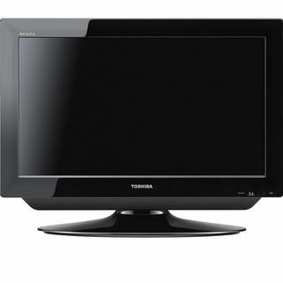 東芝 - 東芝REGZA液晶カラーテレビ26型中古品