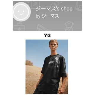 Y-3 - 【専用】新品 Y-3 AOP FOOTBALL SHIRT / ブラック