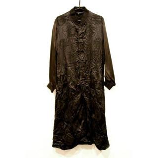 ブラックコムデギャルソン(BLACK COMME des GARCONS)のblack comme des garcons ドラゴン刺繍スタッフコート(その他)