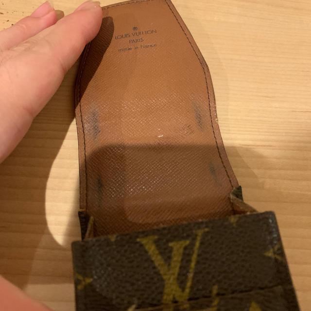 LOUIS VUITTON(ルイヴィトン)のルイヴィトン タバコケース メンズのファッション小物(タバコグッズ)の商品写真