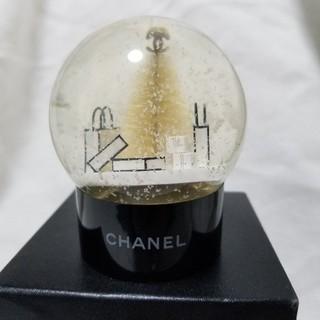CHANEL - CHANEL  スノードーム