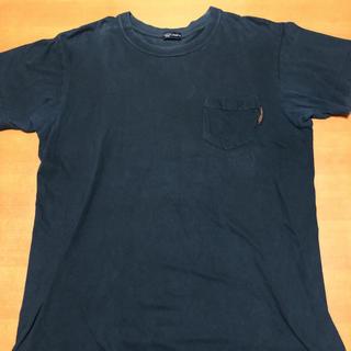 エムシーエム(MCM)のエムシーエム MCM Tシャツ ワンポイントロゴ(Tシャツ/カットソー(半袖/袖なし))