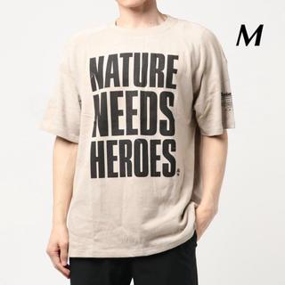 Timberland - 新品 Timberland トップス 半袖 Tシャツ M ベージュ