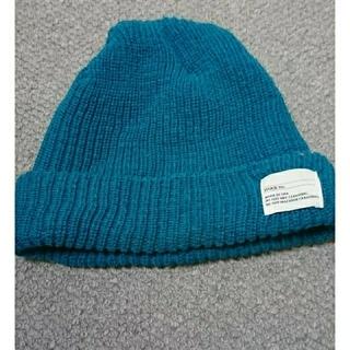 レイジブルー(RAGEBLUE)のブローナ×レイジブルー/BRONER×RAGEBLUE ニット帽(ニット帽/ビーニー)