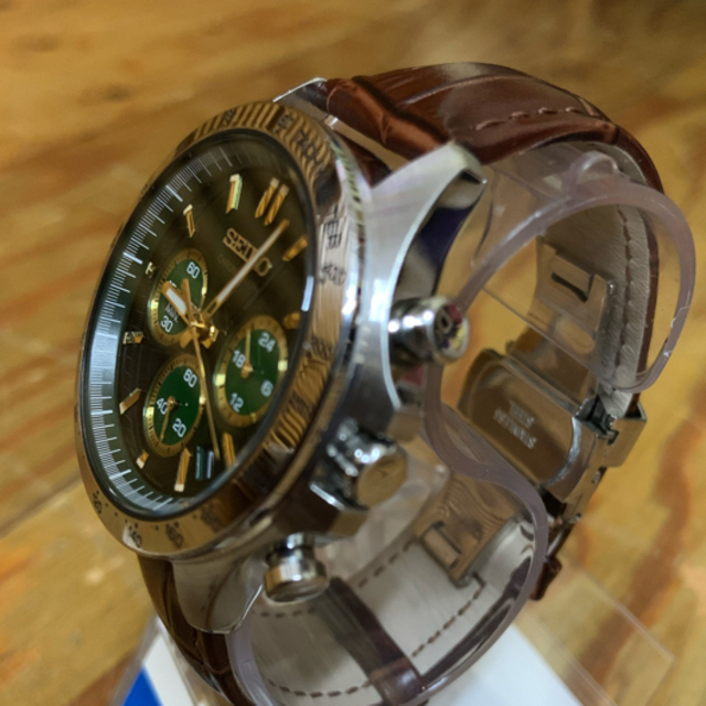 SEIKO(セイコー)のセイコーセレクション) 「8Tクロノグラフ」 SBTR017 メンズの時計(腕時計(アナログ))の商品写真