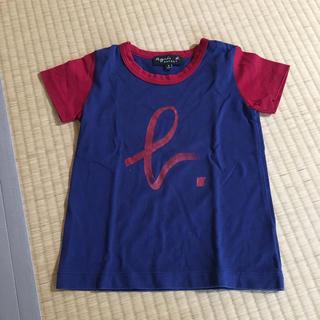アニエスベー(agnes b.)のアニエス・ベー Tシャツ 4歳 100cm(Tシャツ/カットソー)