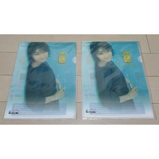 【値下げ】広末涼子 クリアファイル 2枚(アイドルグッズ)