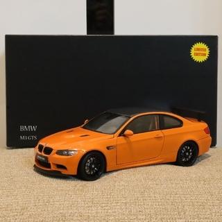 【限定版】京商 1/18 BMW M3 GTS Fire Orange(模型/プラモデル)