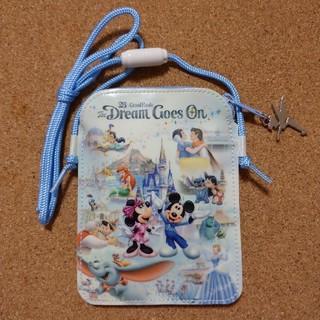 Disney - 25周年★パスケース