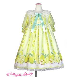 Angelic Pretty - Angelic Pretty♡Fruity Lemon ワンピース