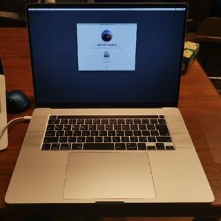 Apple - (最新機種)MacBook Pro 2019 16インチ美品 MVVL2J/A
