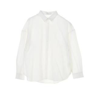 AMERICAN HOLIC バックタック2WAYBIGシャツ L オフホワイ(シャツ/ブラウス(長袖/七分))
