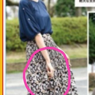 シマムラ(しまむら)のmumuスカート(ロングスカート)